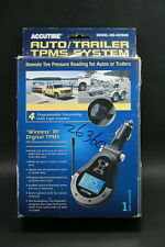 Accutire Auto/Trailer Tpms System MS-4378GB New In Package