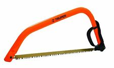 Tree Branch Cutting Steel Handle Hand Bow-Saw Cam Lever Wood Manual Garden Saw
