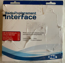 Pac Radiopro Rp3-Gm11 Radio Replacement Interface Select Gm Vehicles Audio