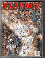 Playboy January 1999 / 45th Anniversary Issue / Sex Stars of the Century