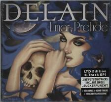 "Lunar Prelude Delain CD single (CD5 / 5"") UK NPR650EP NAPALM Sealed 2016"