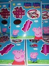 Peppa Pig Bracelets Set, Perfect For skill development for Any Little Fan