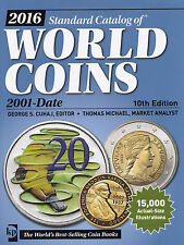 Lanz Cuhaj standard Catalog of World Coins 2001 to date 10th Edition ~ l3