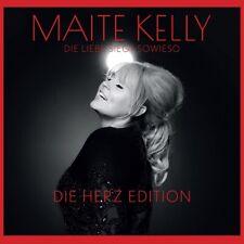 MAITE KELLY - Die Liebe siegt sowieso (Die Herz Edition), 1 Audio-CD