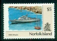 Ships, Boats Norfolk Island Stamps