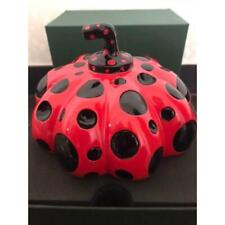Kusama Yayoi Naoshima Limited Edition Red Pumpkin Object 2019 art