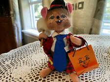 New listing Annalee Halloween hobo trick or treat mouse 2007 202707