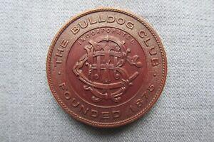 The Bulldog Club -- Birkdale Bliss -- Bristol Show -- 1899 -- J. A. Ireland