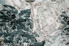 Coupon Soierie brocard lurex haute couture pour caftan 3M50