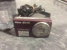 Nikon Coolpix S550 10 mp Digital Camera