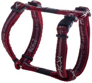 NEW ROGZ Stylish Harness for Dog / Puppy  SM MED LG XL