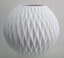 Gran jarrón Thomas op art top Design 70er top decoración max. diámetro 17,5 cm (d8)