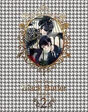 Toboso Yana Art Book Kuroshitsuji 2 Black Butler 2 Japanese