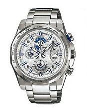 Men's Silver Case Sport Adult Wristwatches
