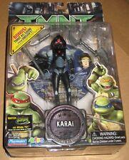 TMNT 2006 Movie Karai Action Figure MOC Sealed Playmates Mutant Ninja Turtles