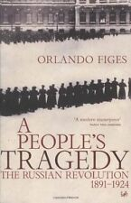 A People's Tragedy: The Russian Revolution, 1891-1924,Orlando Figes