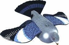 Troupeau couché floqué corps plein Haut Détail Flying Pigeon Decoy Avec Mousse ailes