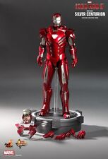 Hot Toys 1/6 Iron Man 3 MMS213 Silver Centurion Mk33 Mark XXXIII Action Figure