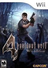 Resident Evil 4 WII New Nintendo Wii