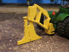 1/64 Custom Tile Plow Yellow