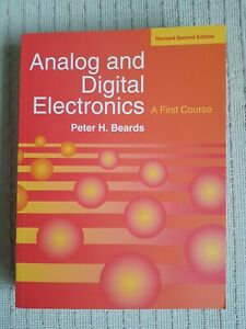 book: Analog and digital electronics