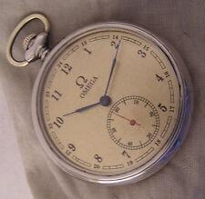 Fully Serviced Molnia 1970 CCCP Hi Grade Pocket Watch Perfect