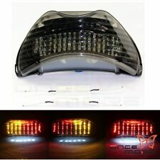 Integrated LED Taillight Turn Signals For Honda CBR 600 04-06 F4i CBR900RR 1999