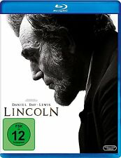 LINCOLN (Daniel Day-Lewis, Sally Field) Blu-ray Disc NEU+OVP