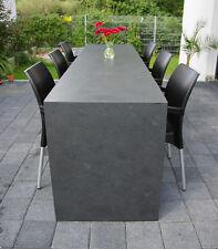 Naturstein Schiefer Esstisch Sonderanfertigung. Der Tisch für's Leben, ca. 250kg