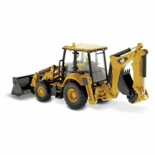 CAT 420 F2 IT Backhoe Loader in Yellow (1:50 scale by Diecast Masters DM85233)
