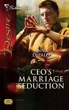 Desire: CEO's Marriage Seduction 1859 by Anna DePalo (2008, Paperback)
