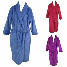 Gowns Fleece Machine Washable Sleepwear for Women