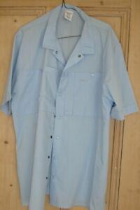 ROHAN Safari Short Sleeve S/L Shirt XL