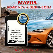 LATEST 2019 - 2020 Mazda GPS SD card BHP1 66 EZ1K  USA / CAN / MEX