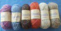 5 x 50g Sirdar Snuggly Doodle Double Knit Wool/Yarn for Knitting/Crochet