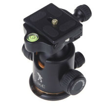 Beike BK-03 Aluminum Alloy Tripod Ball Head With Quick Release Plate and Level B