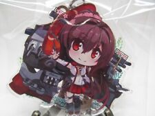 Video Game Kantai Collection Kan Colle Yamato Acrylic Key Chain Strap From Japan