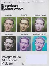 BLOOMBERG BUSINESSWEEK MAGAZINE APRIL 16 2018- INSTAGRAM HAS A FACEBOOK PROBLEM