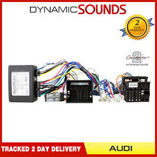 CTTAU003 Parrot SOT Harness Fully Bose AMP System Interface For Audi A2 A3 A4 TT