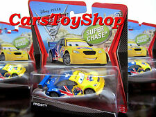 Disney Cars 2 Frosty Super Chase Pixar Australia Mark Winterbottom Diecast Toy