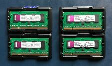 Kingston 2Gb 2x1Gb PC2-5300 667MHz 200-Pin DDR2 SODIMM Laptop RAM KVR667D2S5/1G