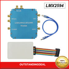 Lmx2594 Frequency Synthesizer 10m 15ghz Hf Microwave Generator Control Board
