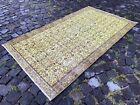Area rug, Turkish rug, Vintage rug, Handmade rug, Wool rug Carpet   3,5 x 6,1 ft