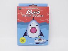 Inflatable Shark Drink Holder - New