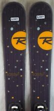 14-15 Rossignol Sassy 7 Used Women's Demo Skis w/Binding Size 140cm #230877