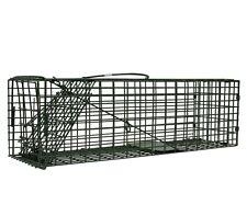 "Duke Live Catch Cage Traps 5""x5""x16"" #1100 Squirrel Rat Chipmunk Humane Trap H.D"