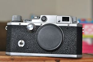 Canon Screw mount Rangefinder camera body only