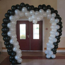 EVENT DECORATION WALK THROUGH HEART (Bolts together)