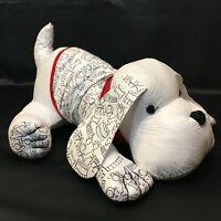 RARE Toys R Us FAO Schwarz Alex Penelope Plush Dog Stuffed Animal Puppy HTF