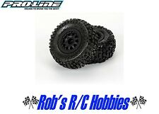 PROLINE Badlands SC 2.2/3.0 M2 Renegade Black Wheel: SLASH (PRO118213)